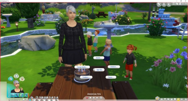 Mod The Sims: Let Friends age up by LittleMsSam