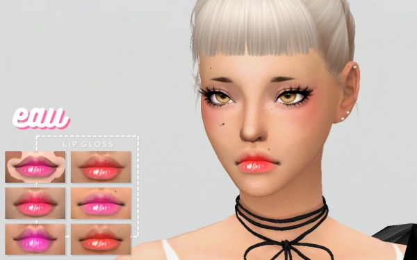 Simsworkshop: Eau Lips by catsblob