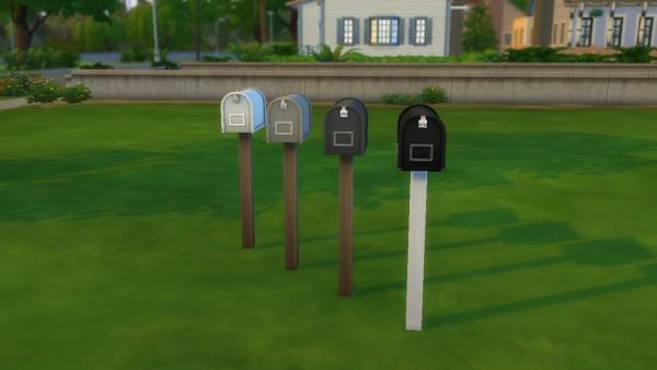 Mod The Sims: Ol Rusty Paint Job by VictorialaRidge