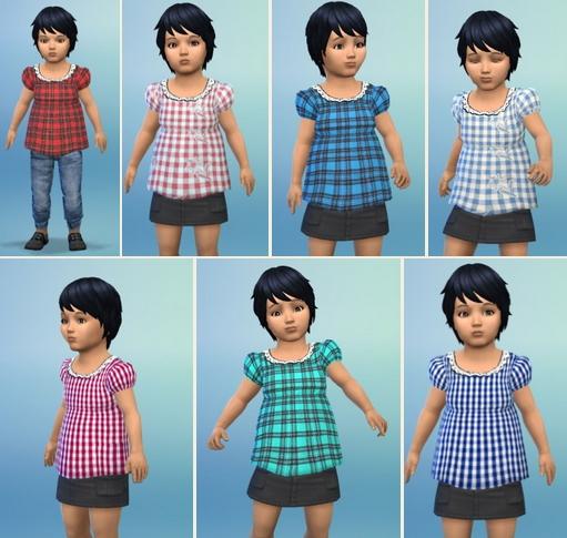 Birkschessimsblog: Toddlers SquareShirt