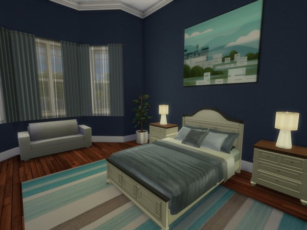 The Sims Resource: 19th Century Victorian by ArchitectTC