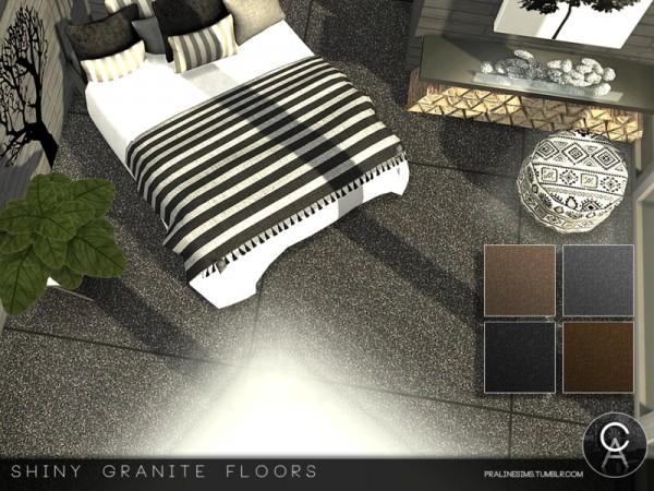 The Sims Resource: Shiny Granite Floors by Pralinesims