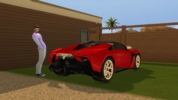 Custom Dodge Charger >> Lory Sims: W Motors Fenyr Supersport • Sims 4 Downloads