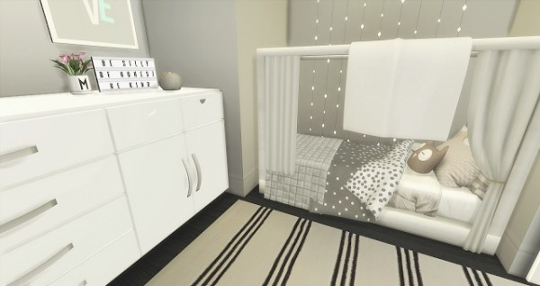Liney Sims: Toddler room