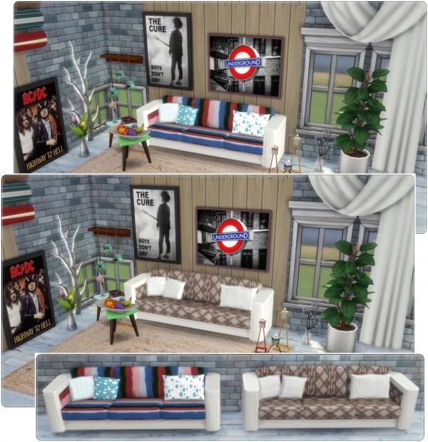 Annett`s Sims 4 Welt: Parenthood Sofa   Recolors