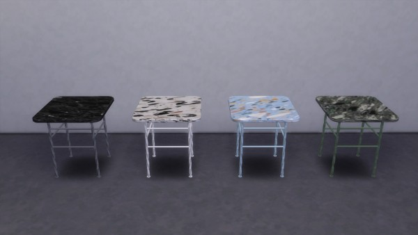 Meinkatz Creations: Terra Tables by Normann Copenhagen
