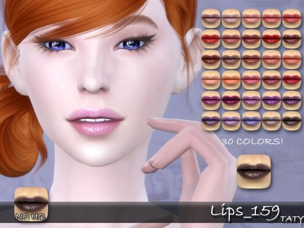 Simsworkshop: Taty Lips 159