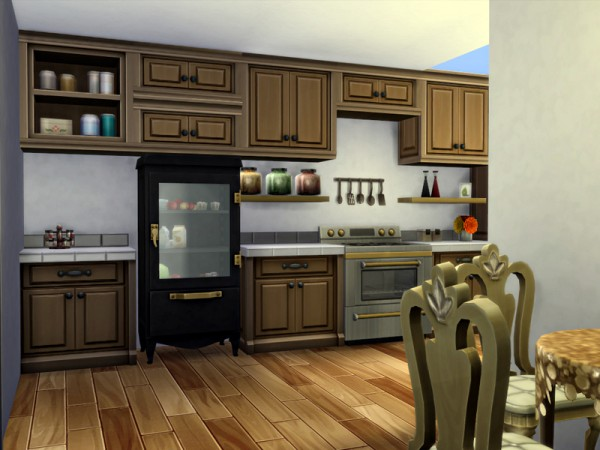 The Sims Resource: Delicje Ristorante by marychabb