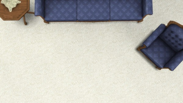 Mod The Sims: New Home Basic Neutral Carpets by sistafeed