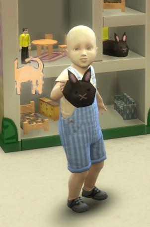Simsworkshop: Toddler Dollhouse Beta by BigUglyHag