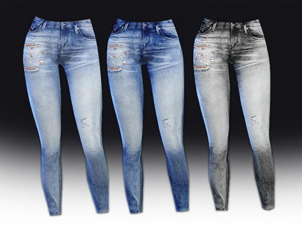 The Sims Resource: Diesel Skinzee Slim Fit Jeans by Saliwa