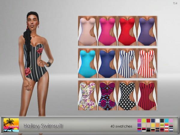 Elfdor: Swimsuit Hailey