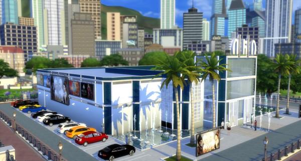 Liily Sims Desing: San Myshuno Shopping
