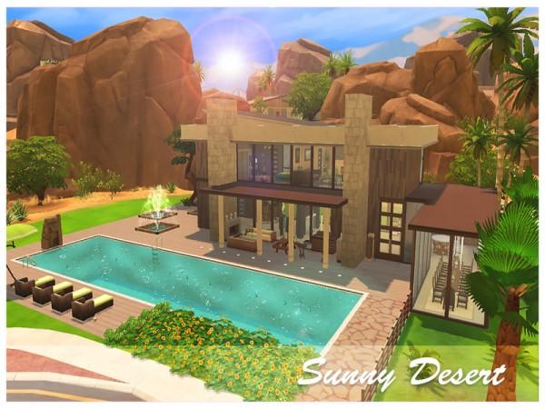 The Sims Resource: Sunny Desert No CC by kaito nikura