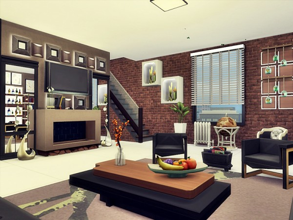 The Sims Resource: Penthaus by Danuta720