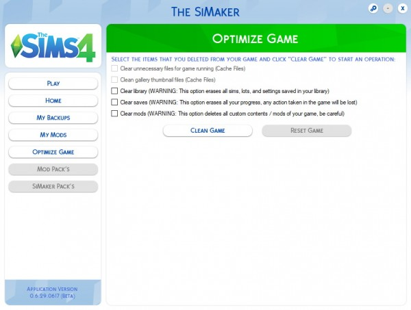 Mod The Sims: The SiMaker (Beta) by The SiMaker