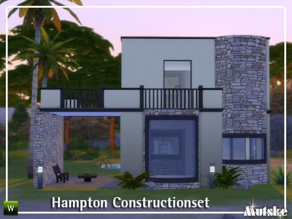 The Sims Resource: Hampton Construction set by mutske