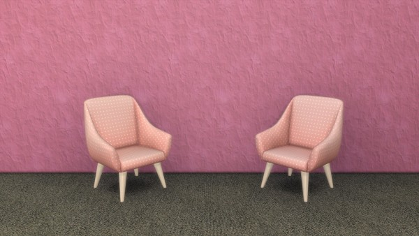 Mod The Sims: The Santa Ana Stucco Walls Collection by sistafeed