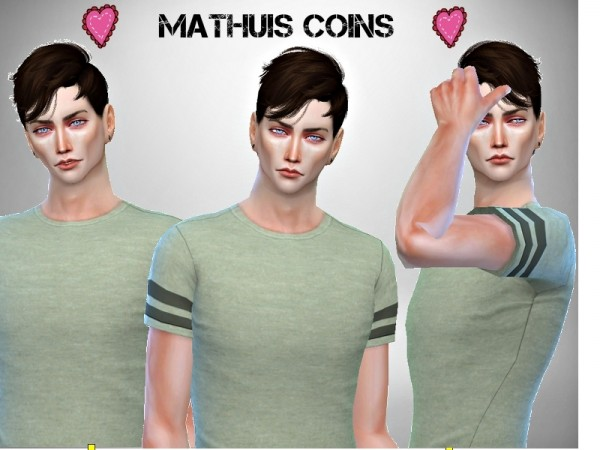 The Sims Resource: Mathuis Coins by zonia1996
