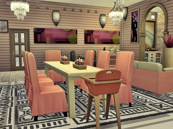 The Sims Resource: Last Dream house by Nessca