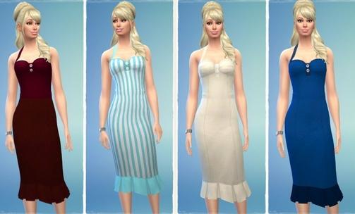 Birkschessimsblog: Hafuhga's Roaring Dress