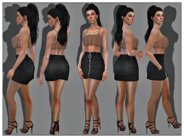 The Sims Resource: Zhara Anippe by .Torque