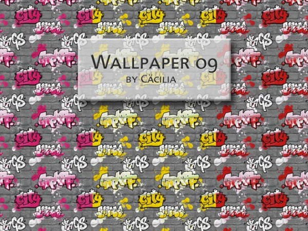 Akisima Sims Blog: Wallpaper 09