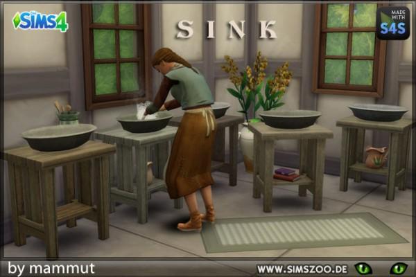 Blackys Sims 4 Zoo: Sink by mammut