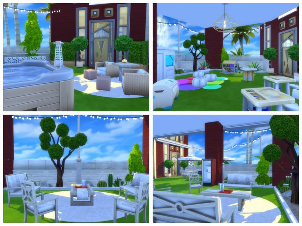 The Sims Resource: Windenburg Gym and Spa   Nocc by sharon337