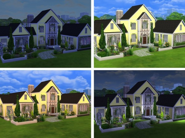 The Sims Resource: Magnolia House by lenabubbles82