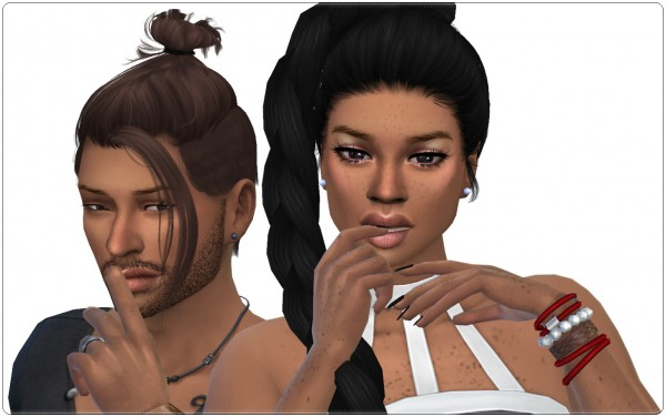 Annett`s Sims 4 Welt: Jeanette and Jerome
