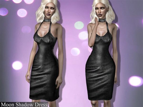 The Sims Resource: Nox Eternis Dress Collection by Genius666