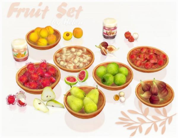 Helen Sims: Fruit set