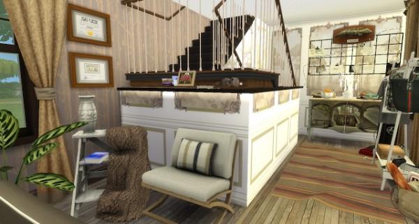 Pandashtproductions: Leo livingroom