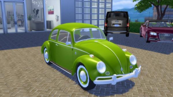 OceanRAZR: Volkswagen Käfer / Beetle 1200 1962 Update