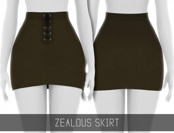 Simpliciaty: Zealous skirt