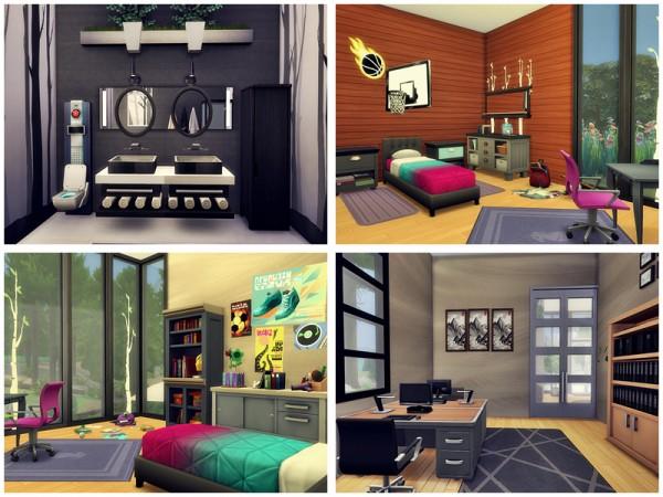 The Sims Resource: Lake House by Danuta720