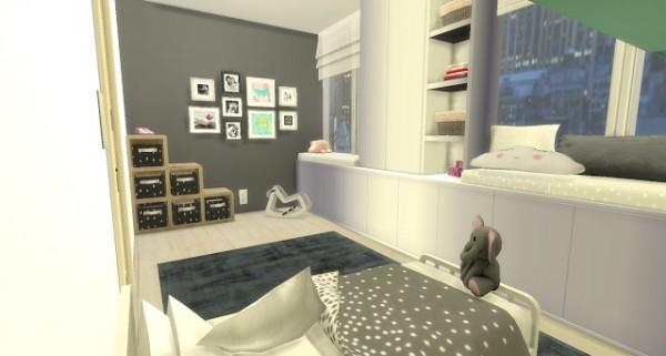 Pandashtproductions: Molly toddlers room