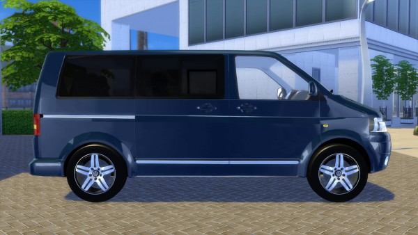 OceanRAZR: VW T5 Caravelle Highline 2010 (UPDATE)