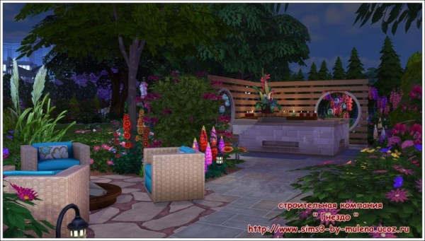 Sims 3 By Mulena Our Courtyard 6 Sims 4 Downloads