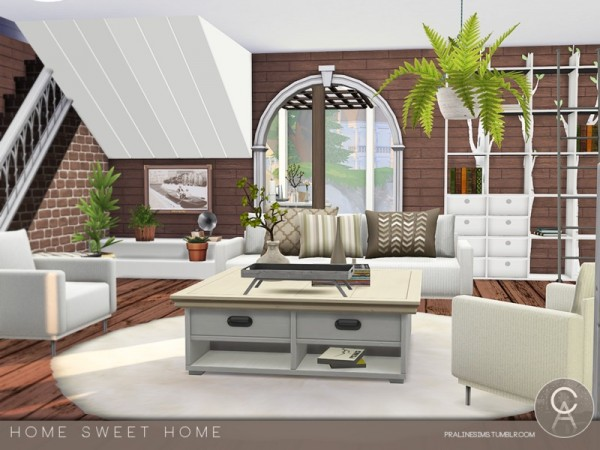 The Sims Resource: Home Sweet Home by Pralinesims