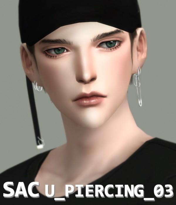 S SAC: Piercing 03