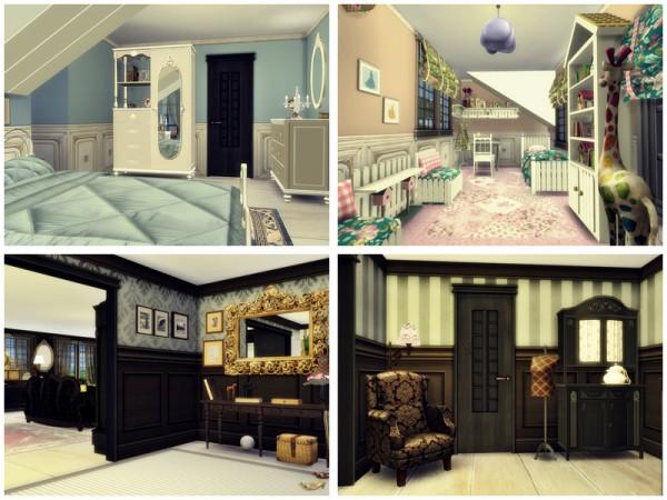 The Sims Resource: Rough Sea house by Danuta720