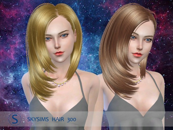 Butterflysims: Skysims donation hairstyle 300