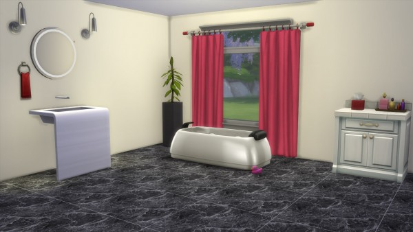 Mod The Sims: 7 Marble Tiled Floors by sistafeed
