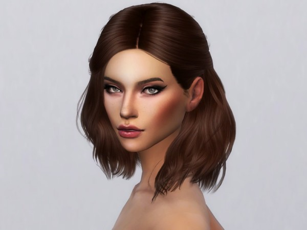 The Sims Resource: Adrianna Ricci by Kitty.Meow