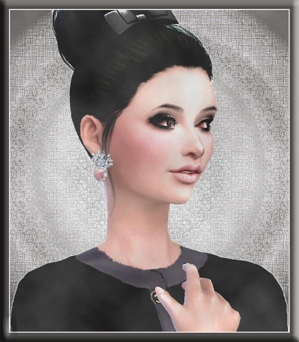 Les Sims 4 Passion Audrey Hepburn Sims 4 Downloads
