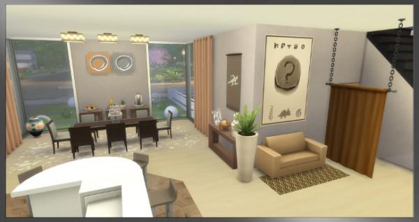 Blackys Sims 4 Zoo: Yuppie Dwelling by Kosmopolit