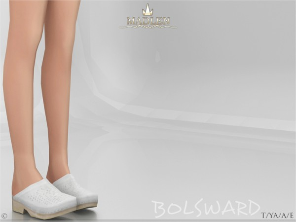 The Sims Resource: Madlen Bolsward Shoes by MJ95