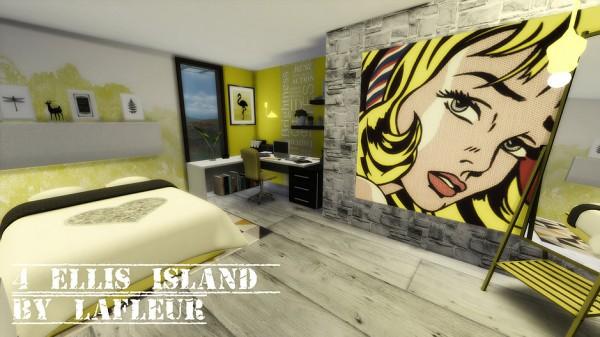 Lafleur 4 Sims: 4 Ellis Island